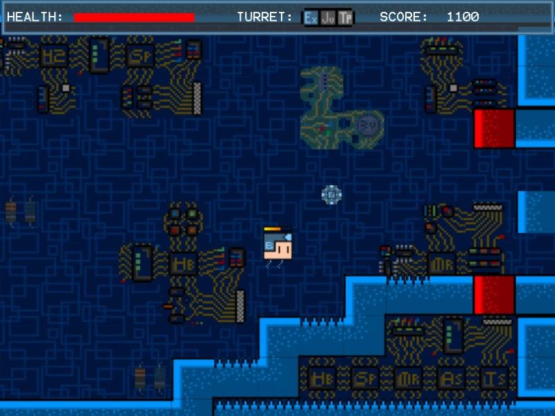 Project Pathogen - DigiPen Game Gallery